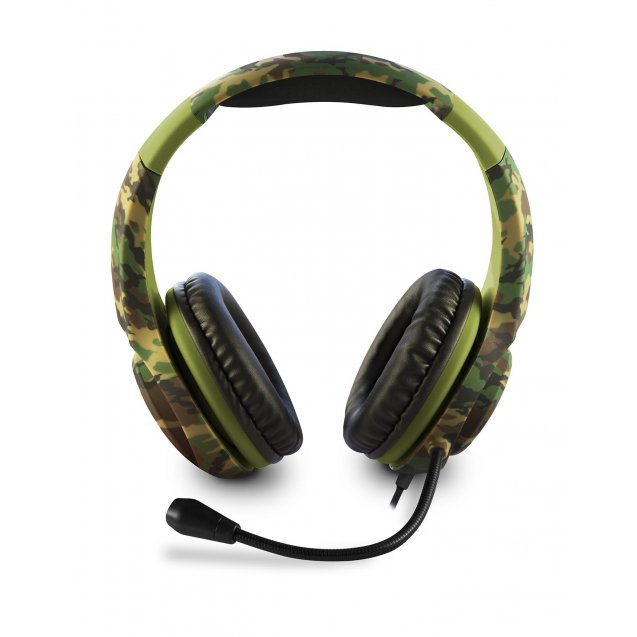 4Gamers PRO4-70 Stereo Gaming Headset (Camo)