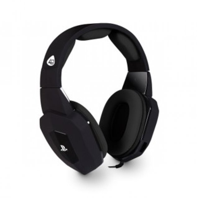 4Gamers PRO4-80 Stereo Gaming Headset