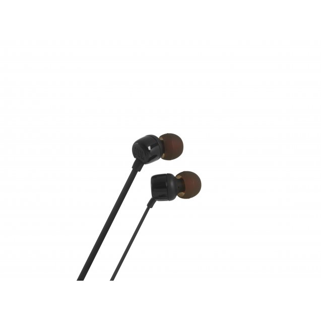 JBL By HARMAN T160 in-Ear Headphones with Mic