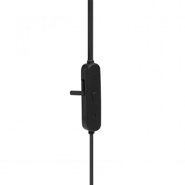 JBL by Harman Tune 115 BT Wireless Bluetooth Earphones Black