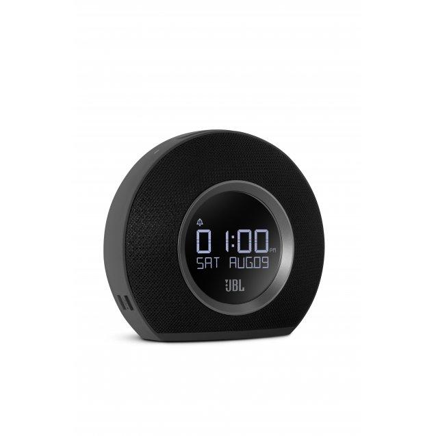 JBL by Harman Horizon Radio alarm clock Black