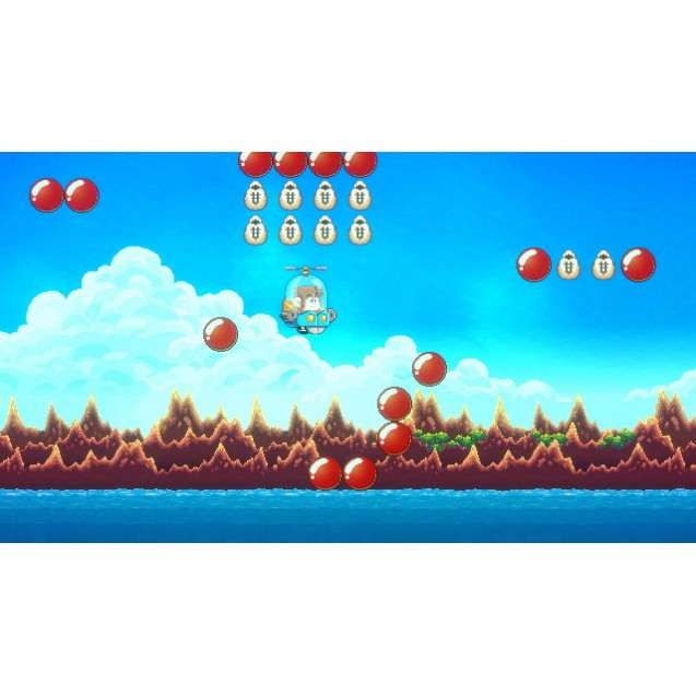 Alex Kidd in Miracle World DX (Xbox)