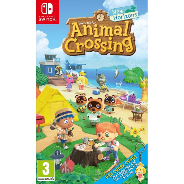 Animal Crossing: New Horizons NSW