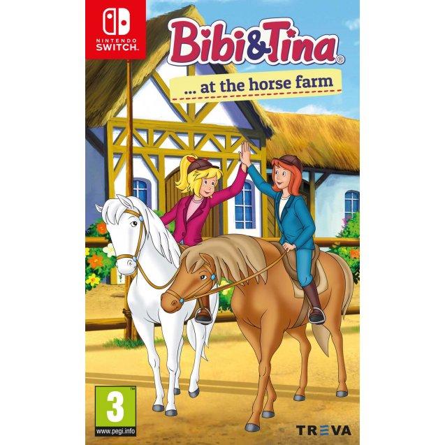 Bibi & Tina at the Horse Farm Switch