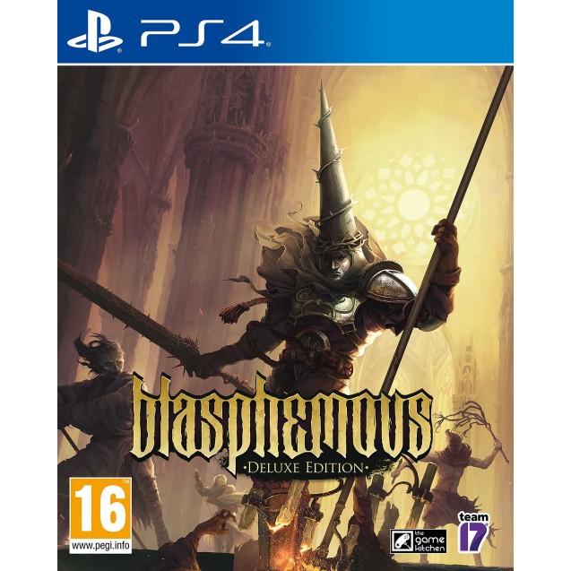 Blasphemous Deluxe Edition PS4