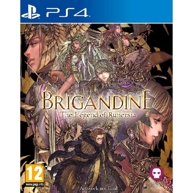 Brigandine: The Legend of Runersia PS4