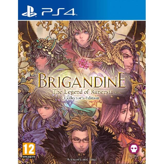 Brigandine: The Legend of Runersia Collector's Edition PS4