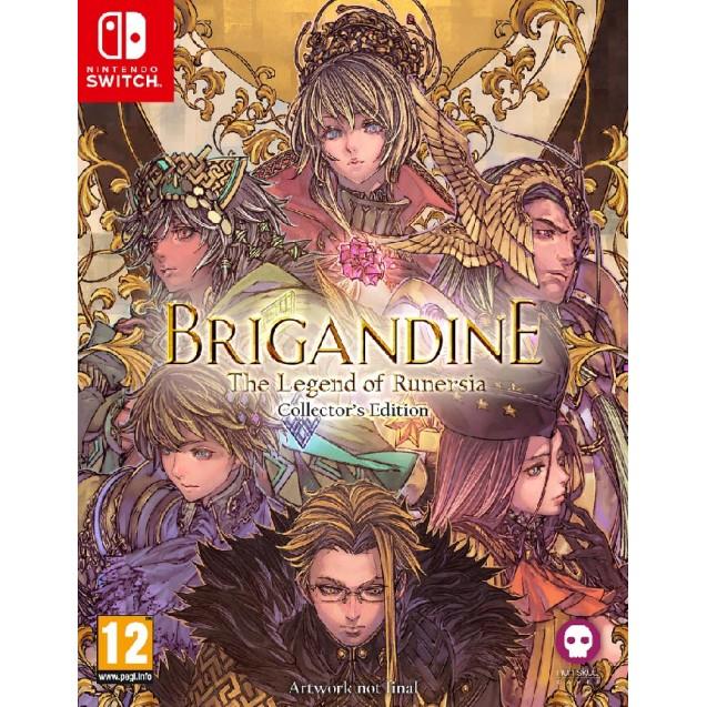 Brigandine: The Legend of Runersia Collector's Edition NSW