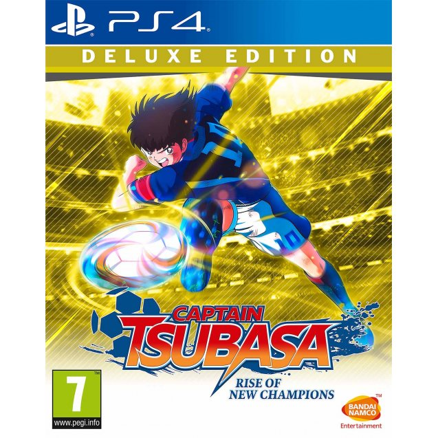 Captain Tsubasa: Rise of New Champions Deluxe Edition PS4