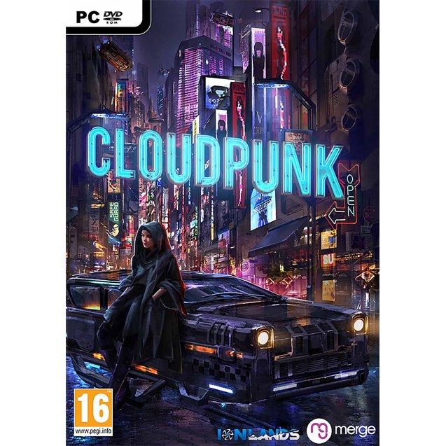 Cloudpunk PC
