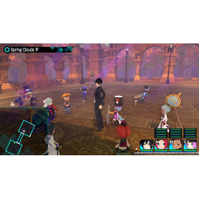 Conception Plus: Maidens of the Twelve Stars PS4