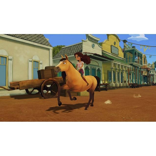 DreamWorks Spirit: Lucky's Big Adventure PS4
