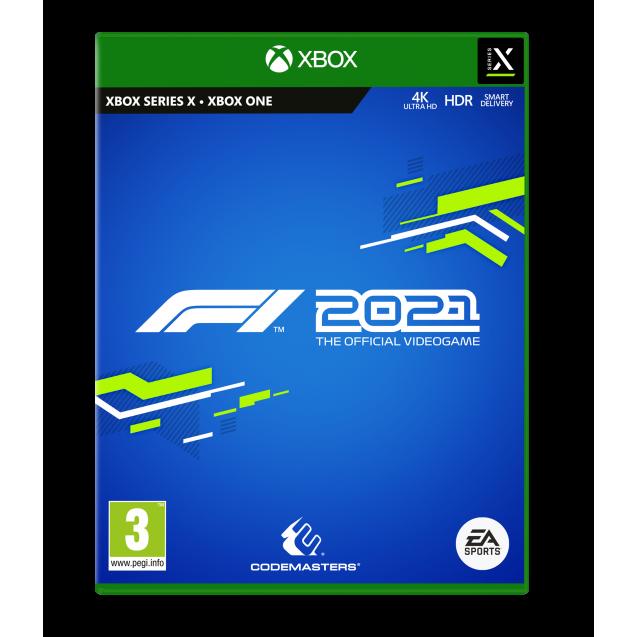 F1® 2021 — Xbox