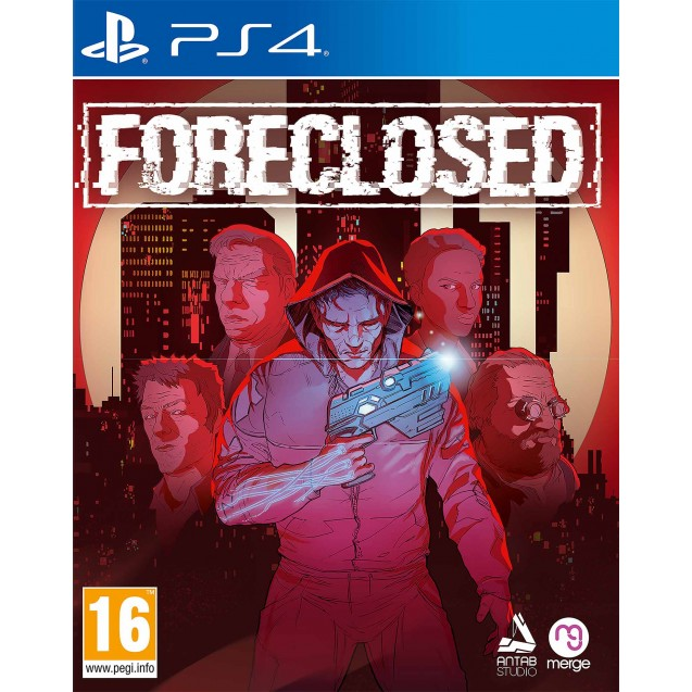 Foreclosed PS4