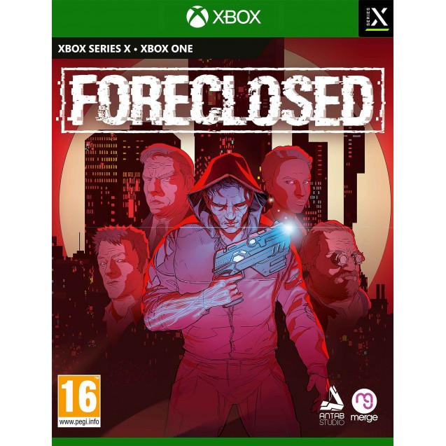 Foreclosed (Xbox)