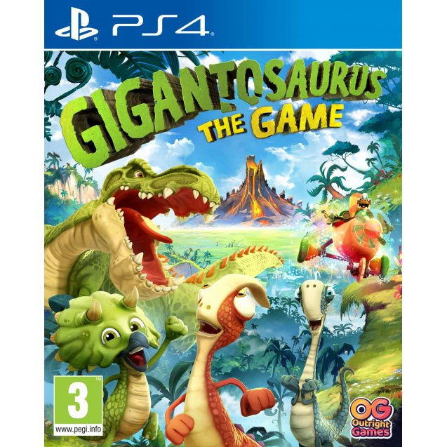 Gigantosaurus: The Game PS4