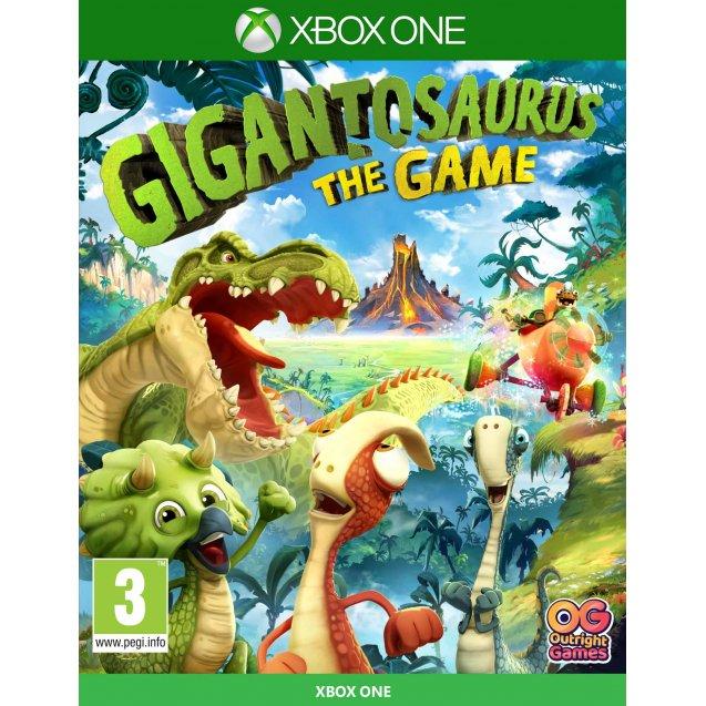 Gigantosaurus: The Game Xbox One