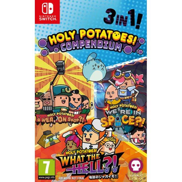 Holy Potatoes Compendium Switch