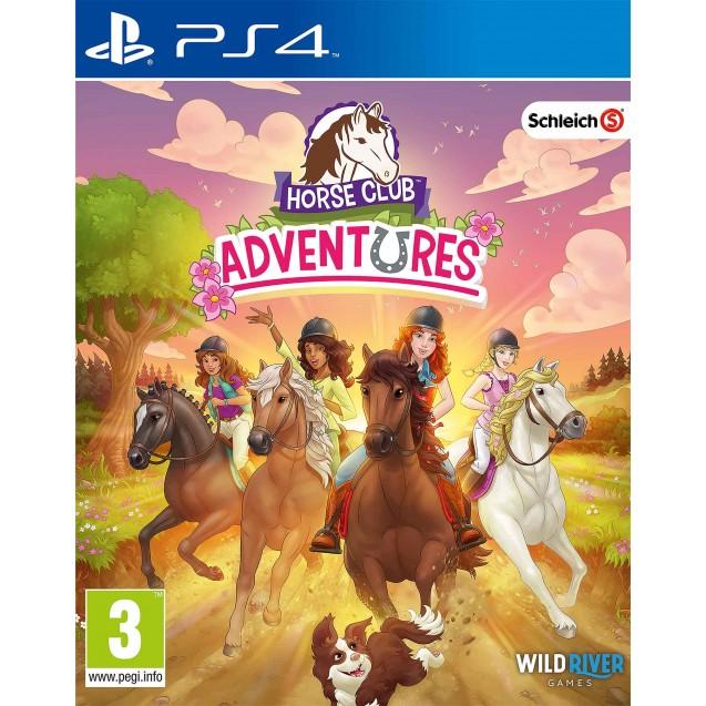 Horse Club Adventures PS4