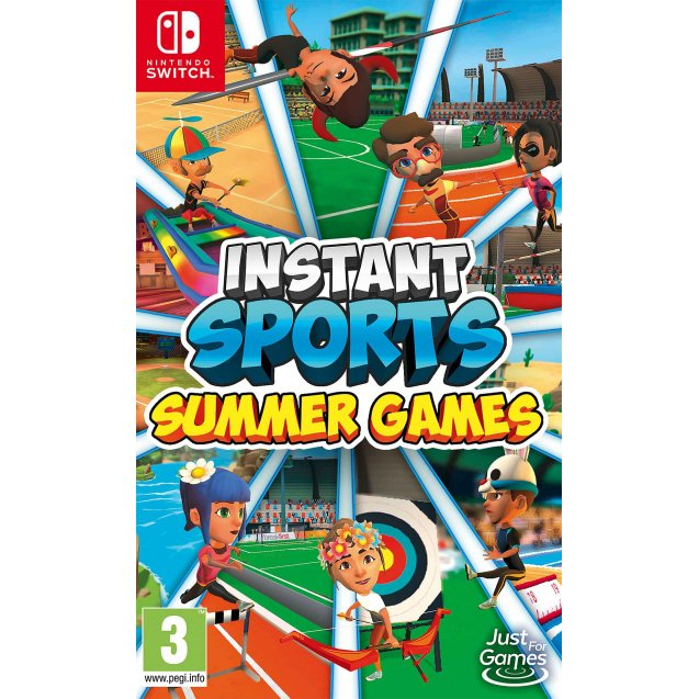 Instant Sports: Summer Games NSW