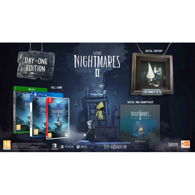 Little Nightmares II Xbox One