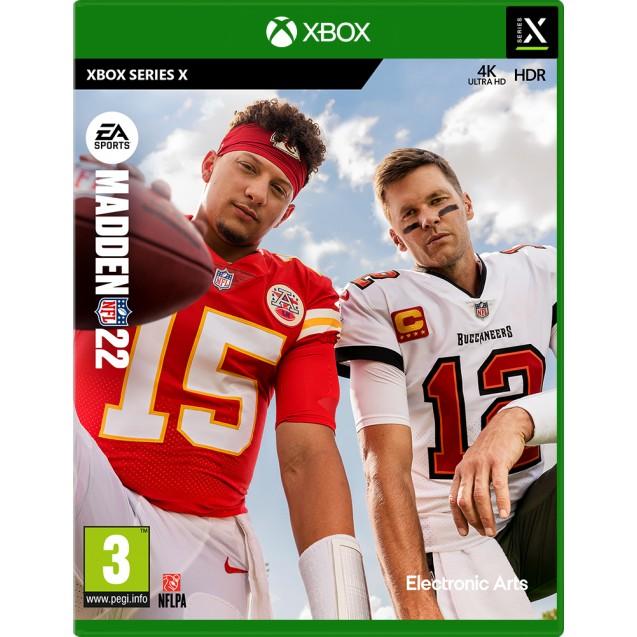 MADDEN NFL 22 Xbox Series