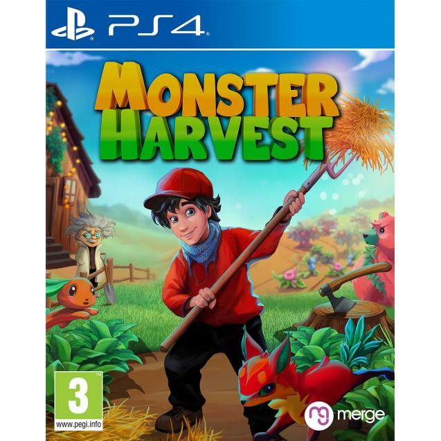 Monster Harvest PS4