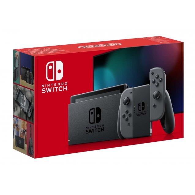 Nintendo Switch Console (Grey)