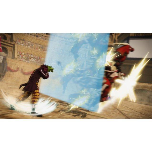 One Piece Pirate Warriors 4 NSW