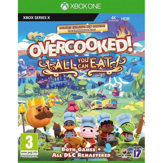 Overcooked! All You Can Eat XSX