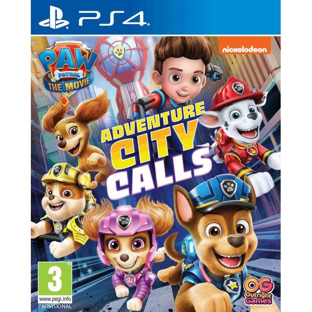 PAW Patrol: Adventure City Calls PS4