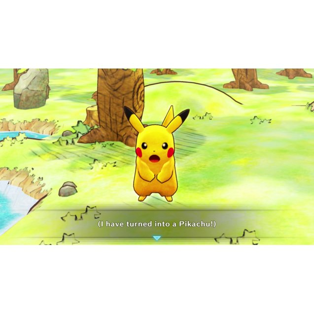 Pokémon Mystery Dungeon: Rescue Team DX NSW