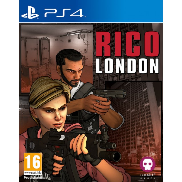 RICO London PS4
