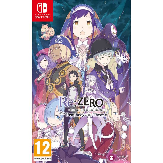 Re:ZERO - The Prophecy of the Throne  NSW