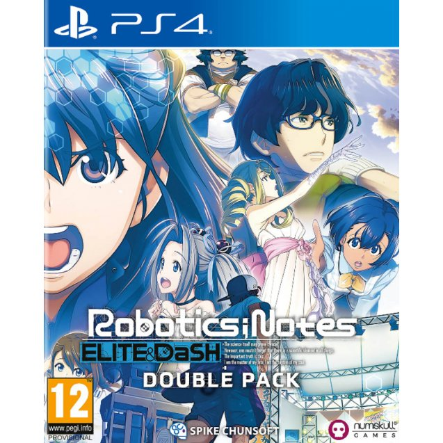 Robotics; Notes Double Pack PS4