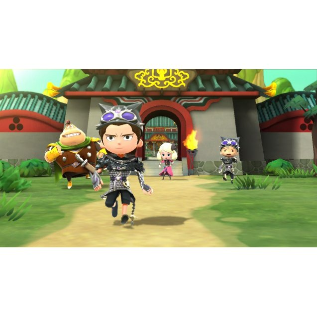 Snack World: The Dungeon Crawl - Gold NSW