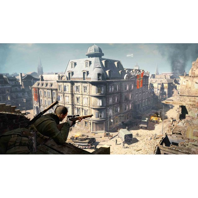 Sniper Elite V2 Remastered NSW