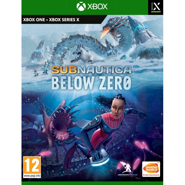 Subnautica: Below Zero Xbox One/Series