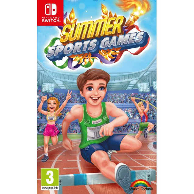 Summer Sports Games NSW