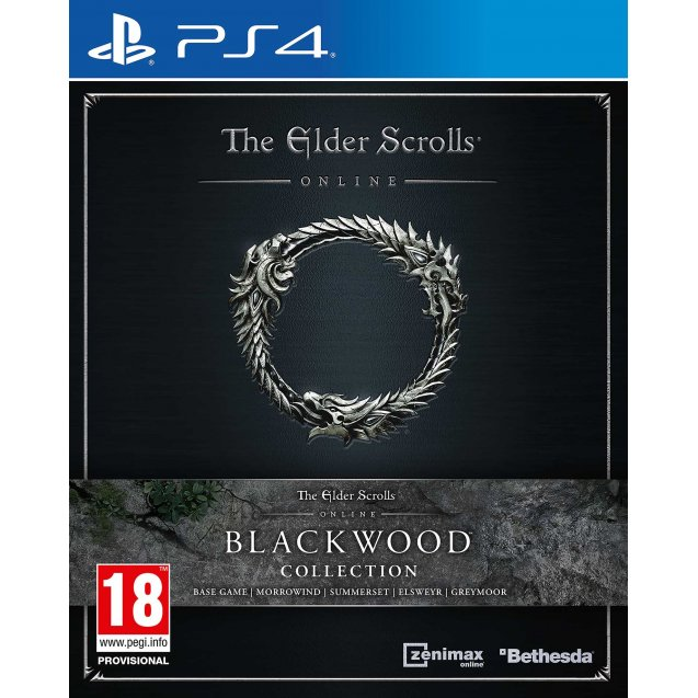 The Elder Scrolls Online Collection: Blackwood PS4