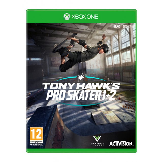 Tony Hawk's™ Pro Skater™ 1 + 2 Xbox One