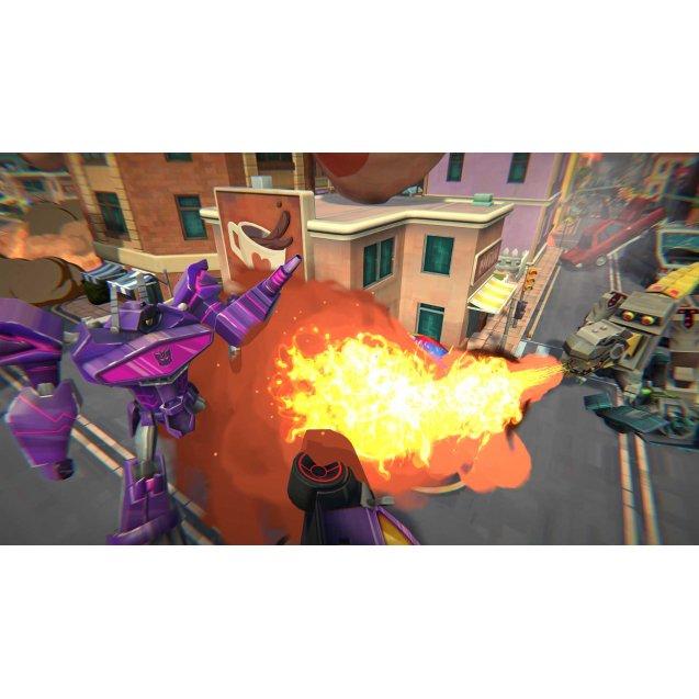 Transformers: Battlegrounds Xbox One