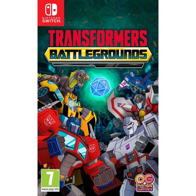Transformers: Battlegrounds (Switch)
