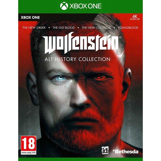 Wolfenstein Alt History Collection Xbox One