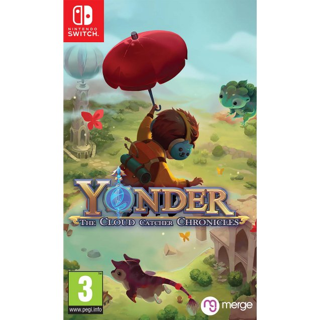 Yonder: The Cloud Catcher Chronicles Refresh Switch
