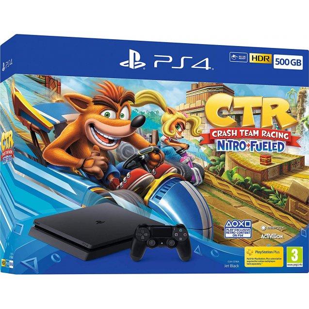 Crash Team Racing Nitro-Fueled 500GB PS4 Bundle