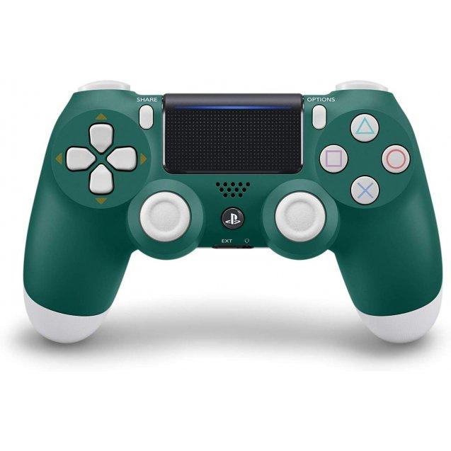 Sony PlayStation DualShock 4 V2 Controller Alpine Green