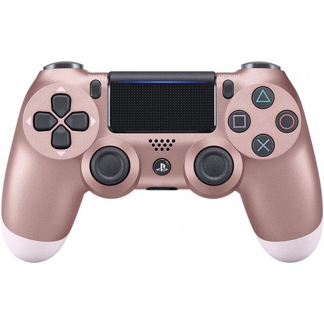 Sony PlayStation DualShock 4 V2 Controller Rose Gold