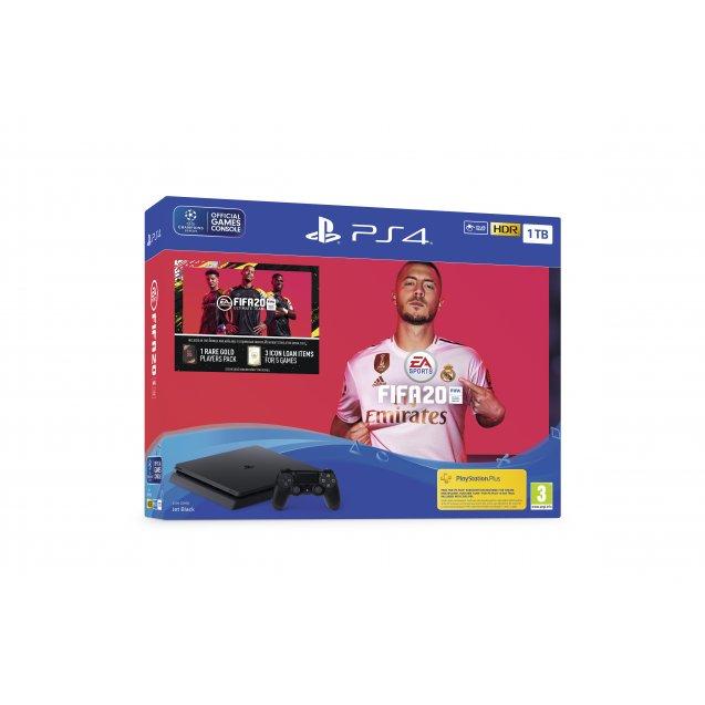 PlayStation 4 Slim 1TB FIFA 20 Bundle