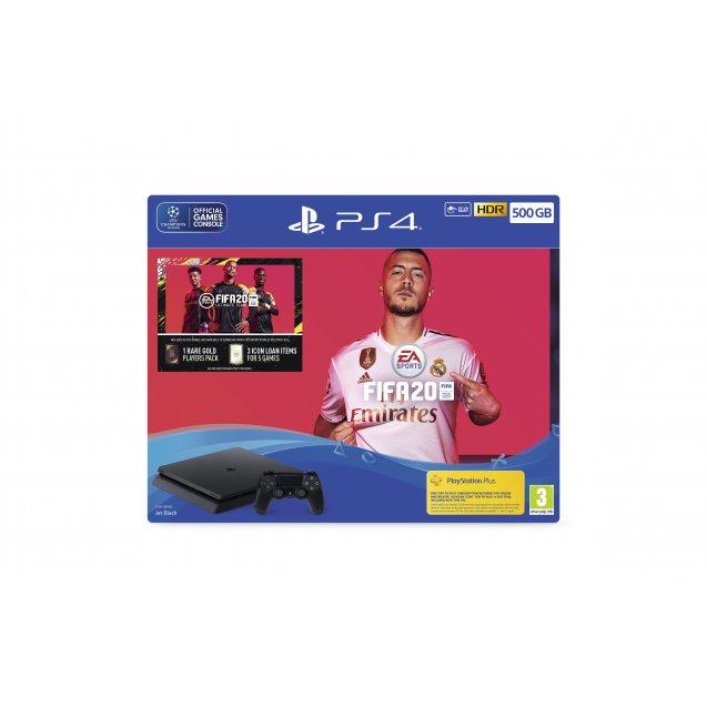 PlayStation 4 Slim 500GB FIFA 20 Bundle
